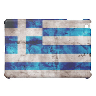 Flag of Greece; Greek Cover For The iPad Mini