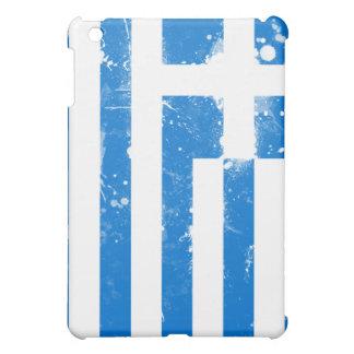 Flag of Greece Case For The iPad Mini