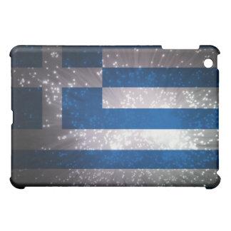 Flag of Greece Cover For The iPad Mini