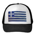 Flag of Greece Mesh Hat