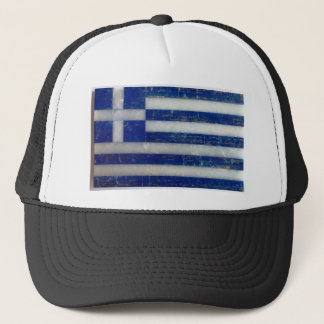 Flag of Greece Trucker Hat