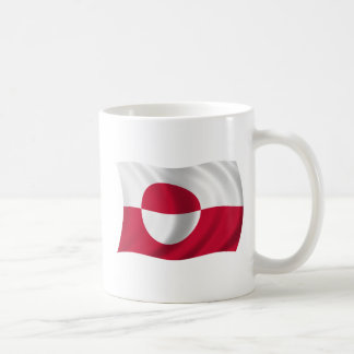 Flag of Greenland Coffee Mug