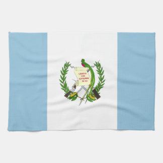 Flag of Guatamala Hand Towel
