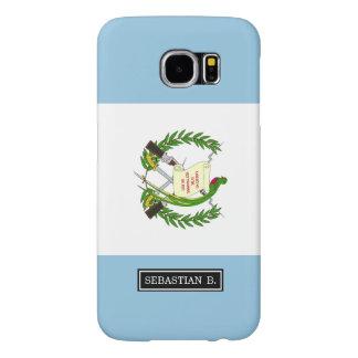 Flag of Guatamala Samsung Galaxy S6 Cases