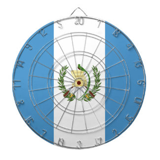 Flag of Guatemala - Central American Dart Boards