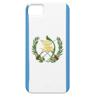 Flag of Guatemala - Central American iPhone 5 Cover