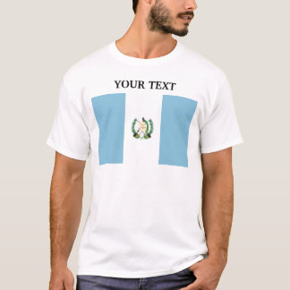 Flag of Guatemala T-Shirt