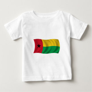 Flag of Guinea-Bissau Baby T-Shirt
