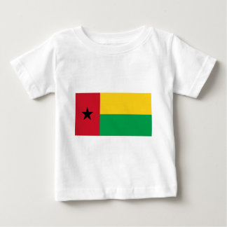 Flag_of_Guinea-Bissau Baby T-Shirt