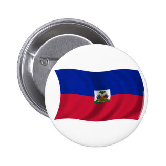 Flag of Haiti Pinback Buttons