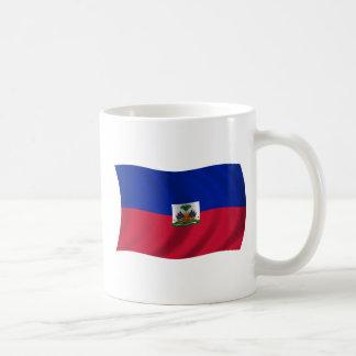 Flag of Haiti Basic White Mug