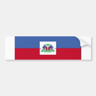 Flag Of Haiti Bumper Stickers