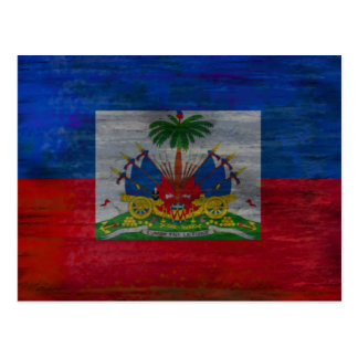 Flag of Haiti - Haitian Flag Postcard