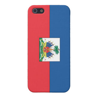Flag of Haiti Cases For iPhone 5