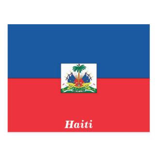 Flag of Haiti Postcard