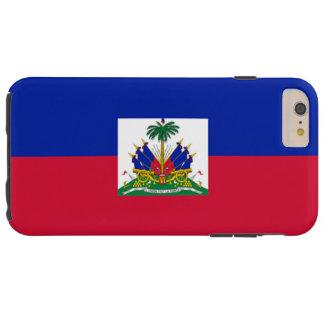 Flag of Haiti Tough iPhone 6 Plus Case