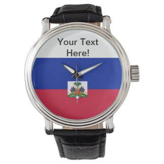 Flag of Haiti Watch