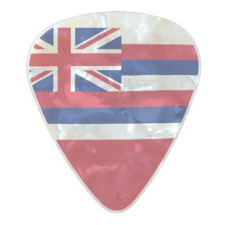 Flag of Hawaii Guitar Picks