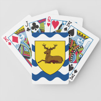 Flag of Hertfordshire Bicycle Playing Cards