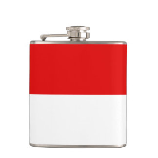 Flag of Hesse Hip Flask