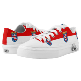 Flag of Hesse Low Tops