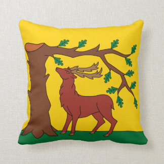 Flag of historic county of Berkshire Cushion