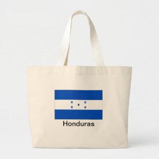 Flag of Honduras Canvas Bag