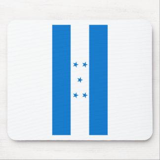 Flag of Honduras - Bandera Hondureña de Honduras Mouse Pad