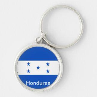 Flag of Honduras Keychains