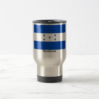 Flag of Honduras Stainless Steel Travel Mug