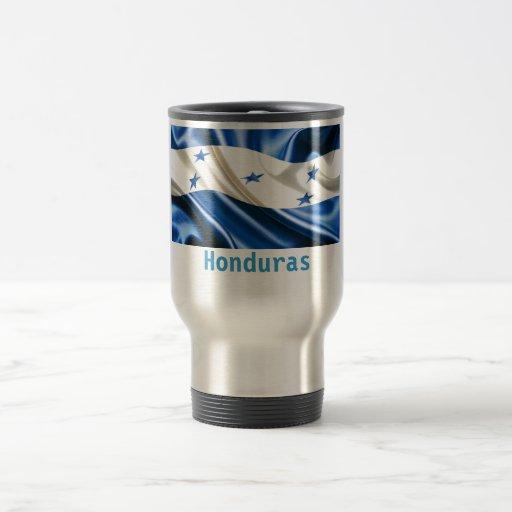 FLAG OF HONDURAS COFFEE MUG