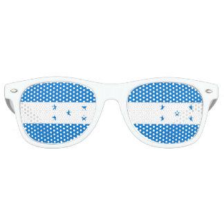 Flag of Honduras Retro Sunglasses