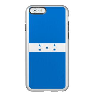 Flag of Honduras Silver iPhone Case