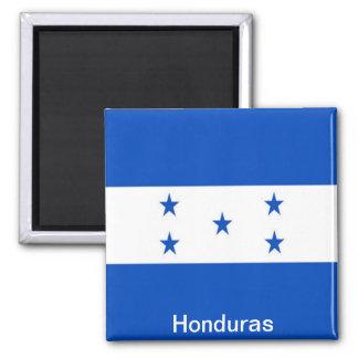 Flag of Honduras Square Magnet