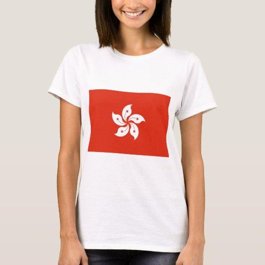 Flag of Hong Kong - 香港特別行政區區旗 - 中華人民共和國香港特別行政區 T-Shirt