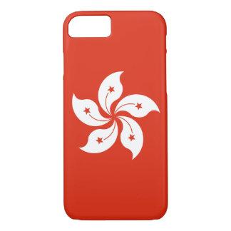 Flag of Hong Kong Bauhinia Blakeana HK Flag iPhone 7 Case
