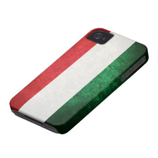 Flag of Hungary Case-Mate iPhone 4 Case