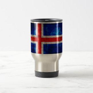Flag of Iceland Mugs