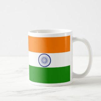 Flag of India Ashoka Chakra Coffee Mug