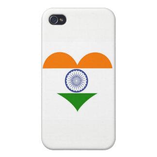 Flag of India Ashoka Chakra iPhone 4/4S Case