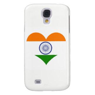 Flag of India Ashoka Chakra Samsung Galaxy S4 Cover