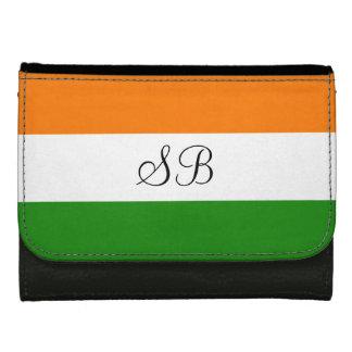 Flag of India Ashoka Chakra Women's Wallets