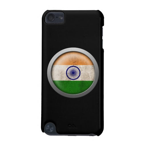 Flag of India Disc iPod Touch 5G Cover