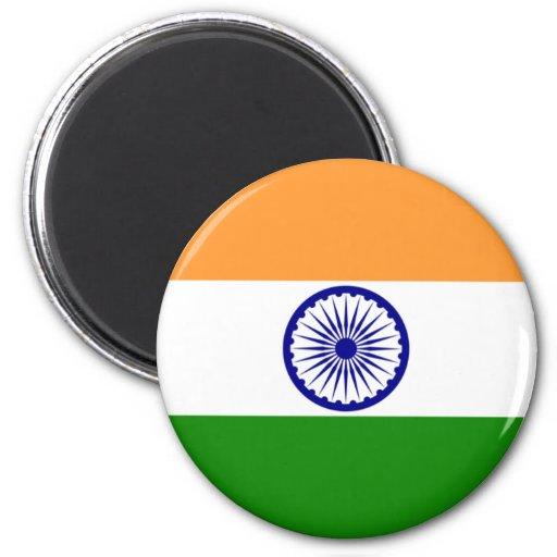 Flag of India Fridge Magnets