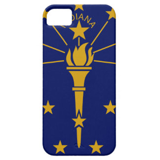 Flag Of Indiana Case For The iPhone 5