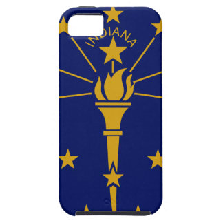 Flag Of Indiana Tough iPhone 5 Case