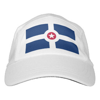 Flag of Indianapolis, Indiana Hat