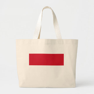 Flag_of_Indonesia Large Tote Bag