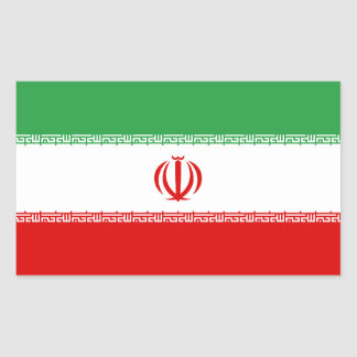 Flag of Iran Decal Sticker