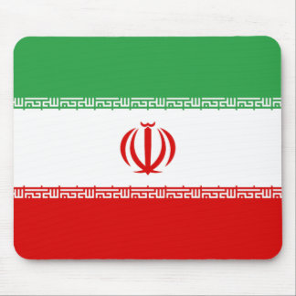 Flag of Iran Mouse Pad